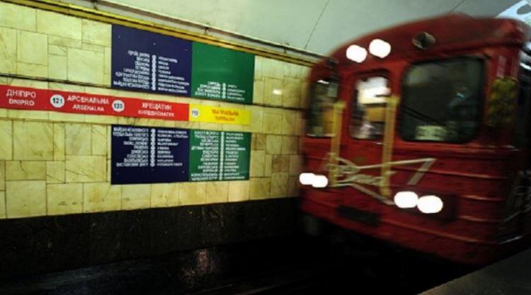 В киевском метро произошел смертельный инцидент