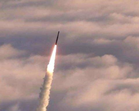 КНДР запустила ракету в сторону Японии: Токио обещает конкретные действия
