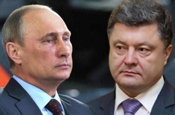 Порошенко звинуватив Путіна в незвичайній крадіжці