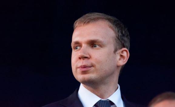 """Матіос повідомив про затримання """"наглядача"""" за бізнесом Курченко"""