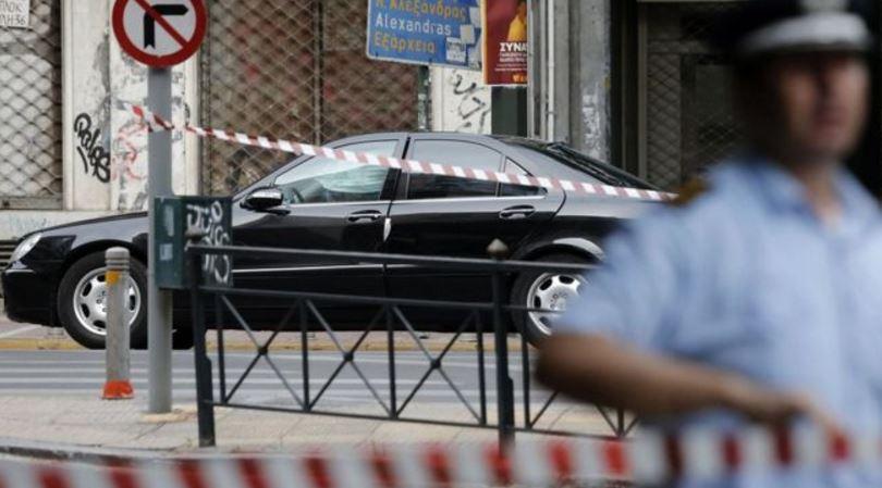 У Греції підірвали машину колишнього чиновника, з'явилося відео