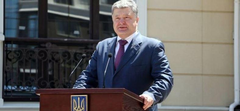 Порошенко открыл дорогу к украинской Венеции