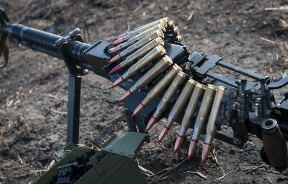 Бойовики застосували проти ЗСУ зенітні установки – штаб