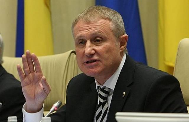 Григорій Суркіс розповів про можливість повернення на посаду в ФФУ