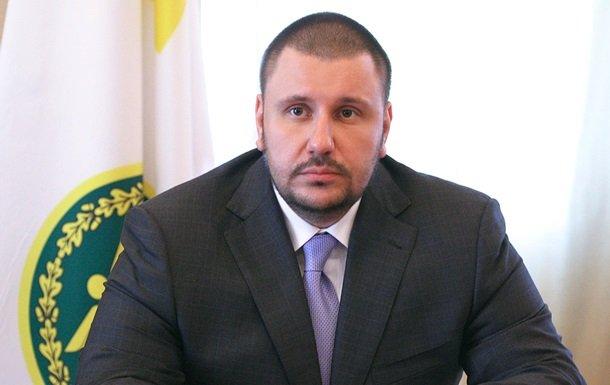 Экс-министр доходов и сборов Клименко получил «письмо счастья»