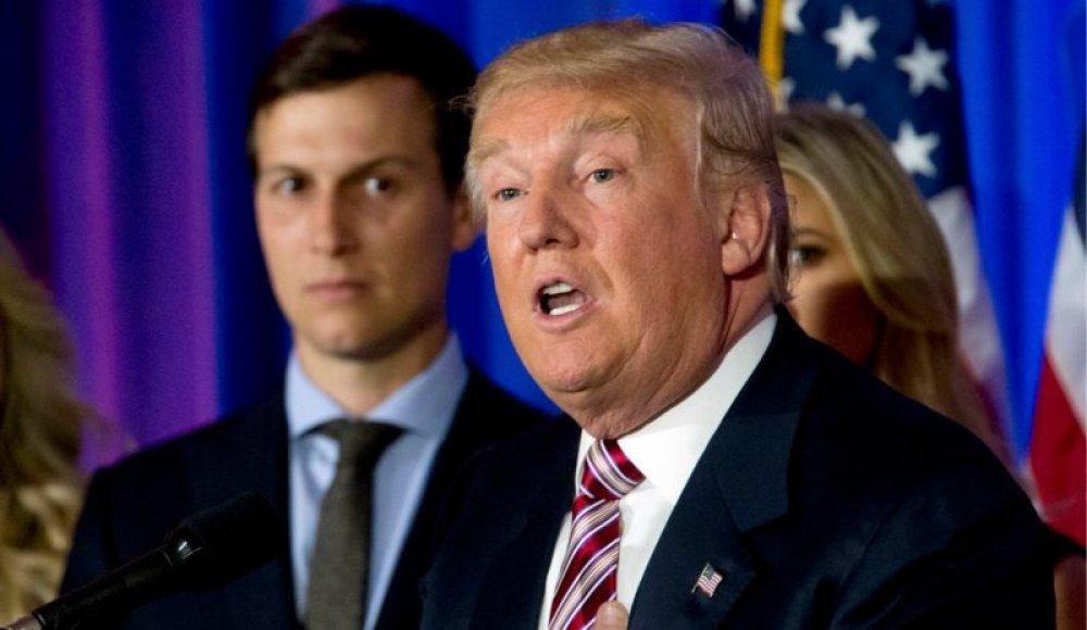 Зять Дональда Трампа займався пошуком секретного каналу зв'язку з Кремлем