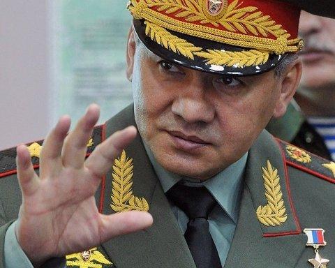 Шойгу обґрунтував важливість російської інтервенції в Україні