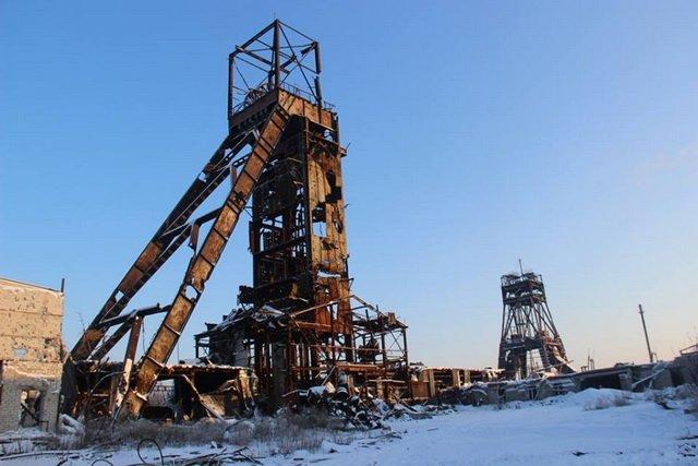 У Держдумі РФ прирівняли шахти Донбасу до руїн Пальміри