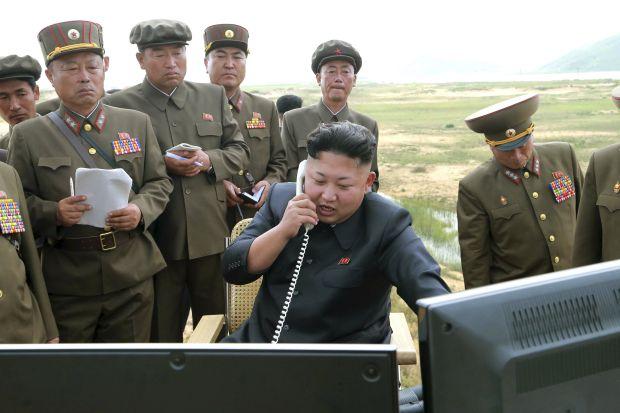 З'явилося відео випробувань системи ППО в Північній Кореї