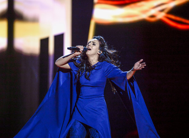 Певица Джамала сообщила о смерти своего дедушки в оккупированном Крыму