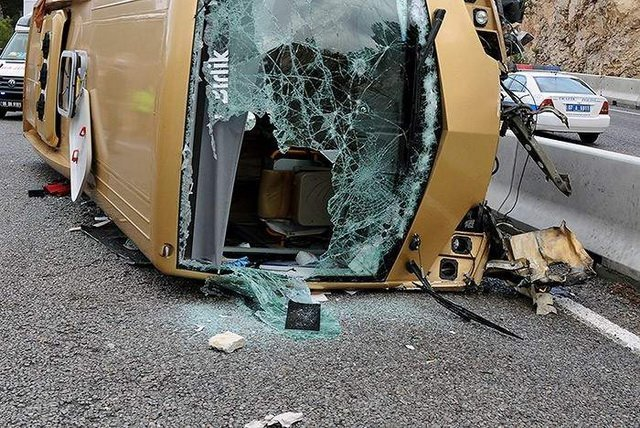 Українці постраждали в ДТП на півдні Туреччини – перекинувся автобус