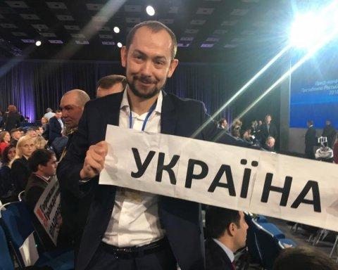 Український журналіст різко висловився про Крим і Донбас (відео)