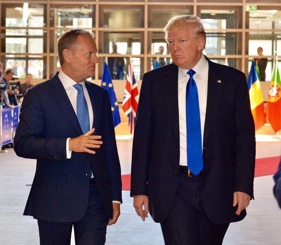 """ЄС та США на """"одній хвилі"""" щодо війни на Донбасі"""