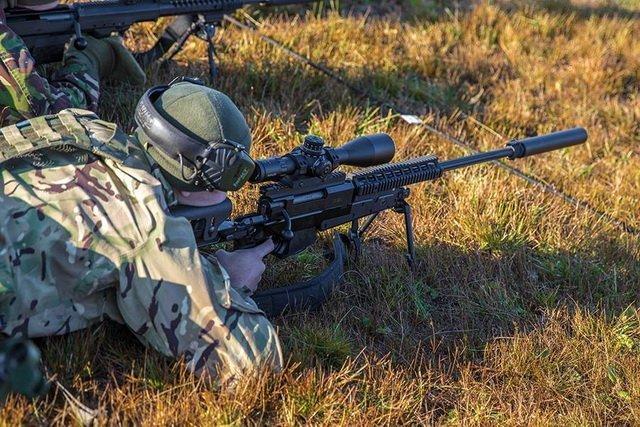 Снайпери Нацгвардії України стали переможцями міжнародного змагання