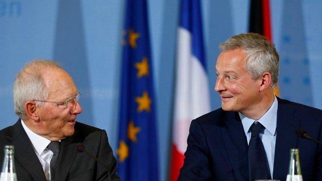 Франція і Німеччина працюють над зміцненням єврозони