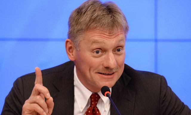 У Кремлі відповіли на звинувачення в атаці на сайт президента України