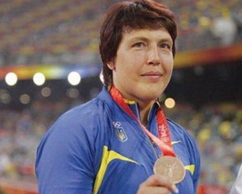 Украинская легкоатлетка получила «серебро» Олимпиады-2008 после дисквалификации соперницы за допинг