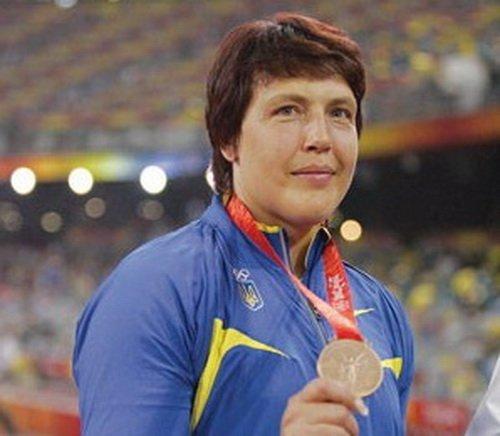 Українська легкоатлетка здобула «срібло» Олімпіади-2008 після дискваліфікації суперниці за допінг