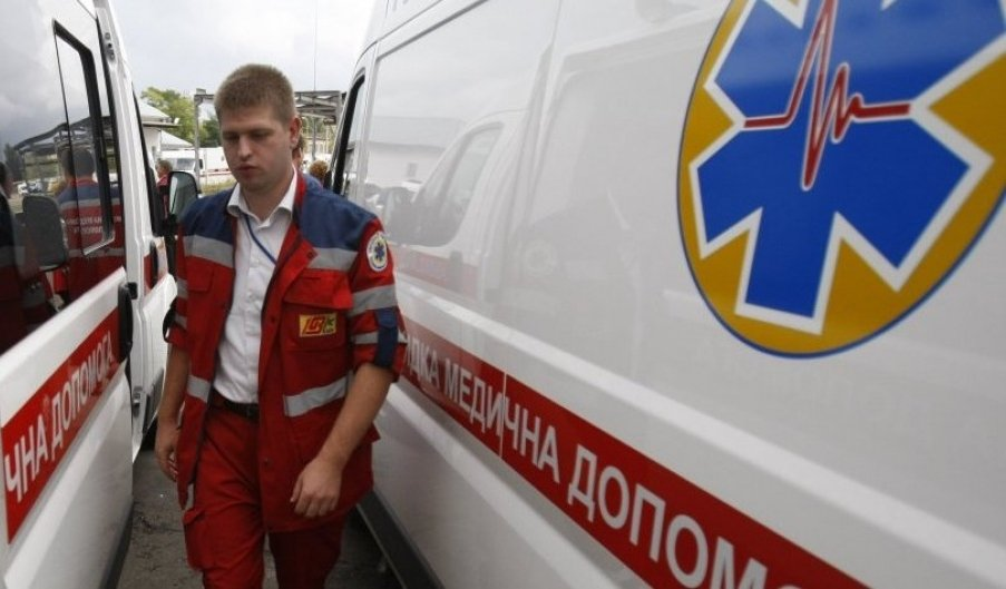 На СТО в Киеве прогремел взрыв: пострадали четверо