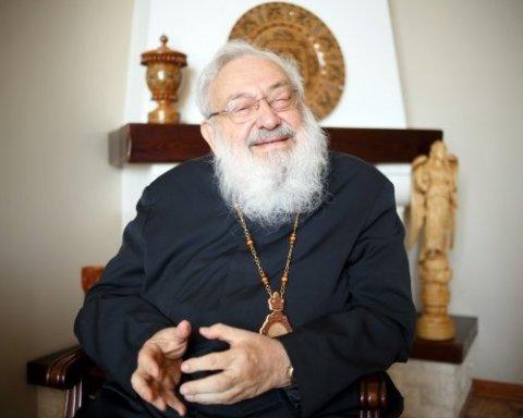 В Киевской области ушел из жизни епископ УГКЦ Любомир Гузар