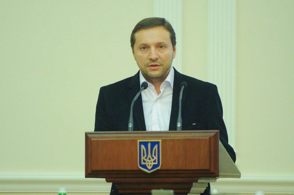 """Міністр """"пропаганди"""" Юрій Стець подав у відставку"""