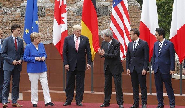 На саміті G7 поки немає спільної думки щодо Росії
