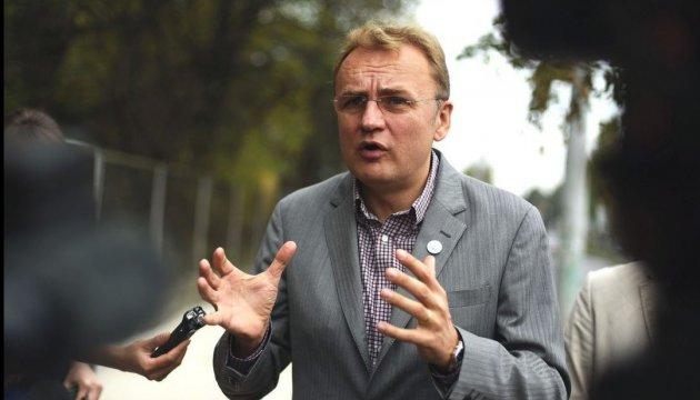 Львовский бизнесмен умудрился украсть у Садового дорогую недвижимость