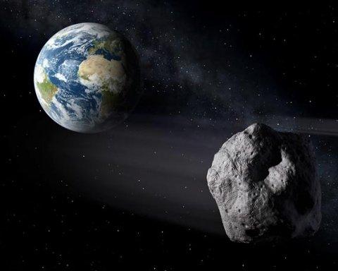 Около Земли 1 июня пролетит гигантский астероид