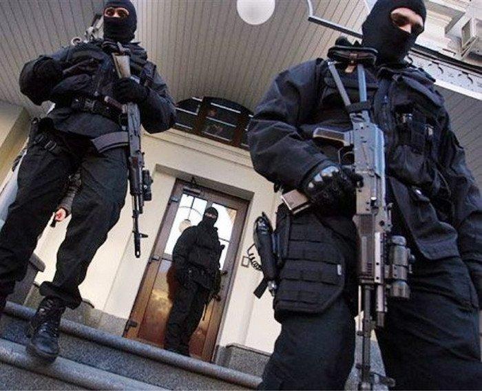 Оприлюднена кількість затриманих в результаті масових обшуків у податківців