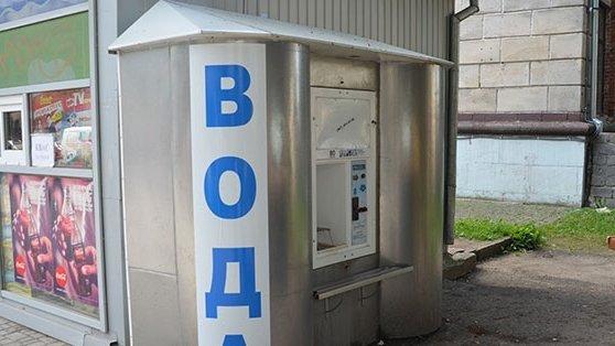 Под видом «минералки» жителей Тернополя поили «сомнительной» водой