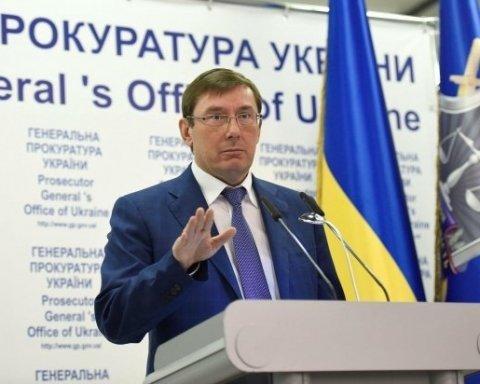 На контакт не идет: Луценко озвучил подробности дела Каськива