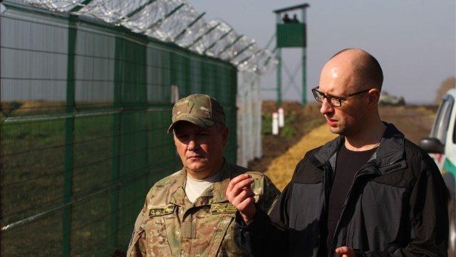 Проект «Стіна»: за два роки Україна встановила 83 км огорожі на кордоні з Росією