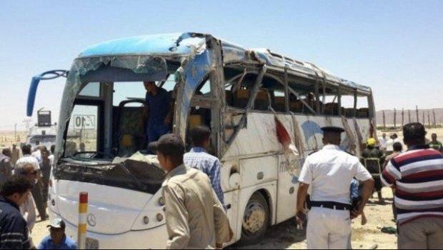 МВС Єгипту уточнило дані про загиблих християнських паломників