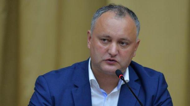 «Хочете в Україну?»: Додон зробив жорстку заяву про майбутнє Придністров'я