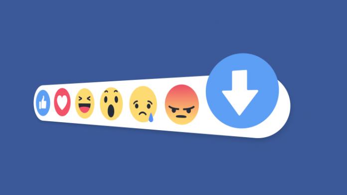 В Facebook появится новая кнопка «антилайк»