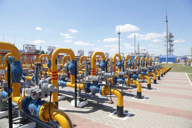 Украина завосемь месяцев нарастила импорт газа изЕС на96%