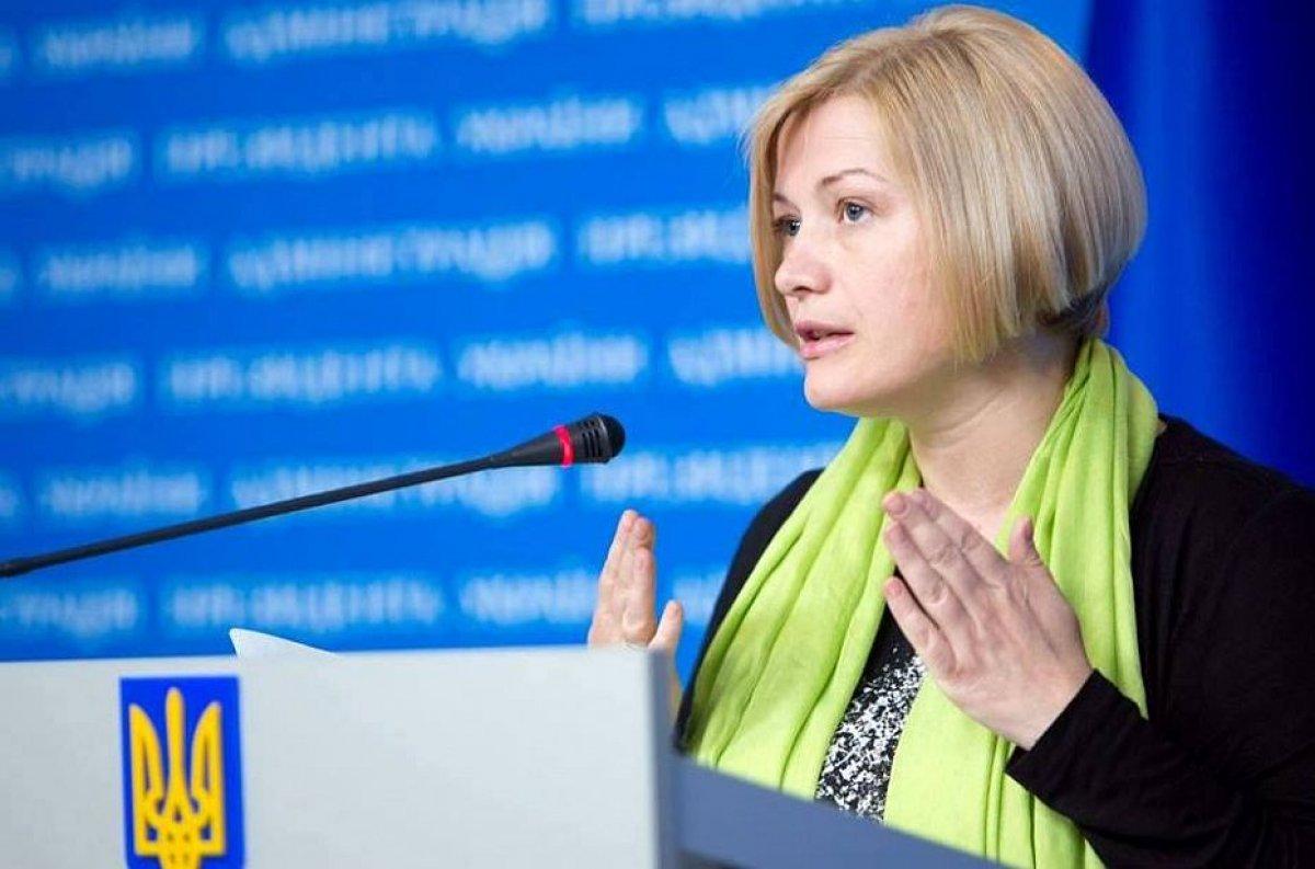 Питання звільнення полонених наДонбасі залежатиме від «нормандських» переговорів ,— Геращенко