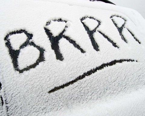 Названы области Украины, где ожидают первые заморозки