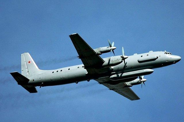 """Російський літак-розвідник """"вдерся"""" у повітряний простір країн Балтії"""