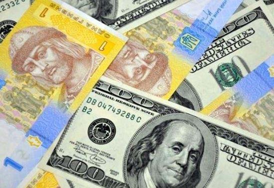 Курс валют на 24 травня: гривня зміцнилась