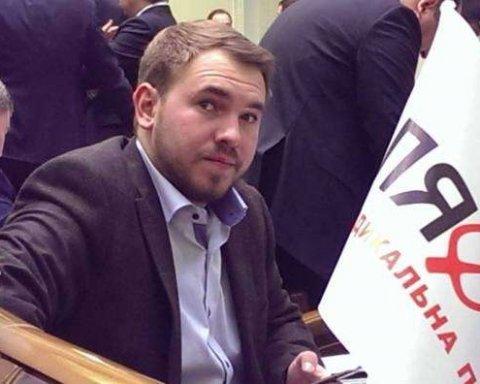 Нардеп від Ляшка подав до суду на Юрія Луценка