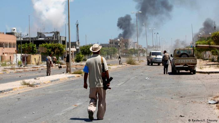 Атака на військову базу в Лівії – понад 140 загиблих