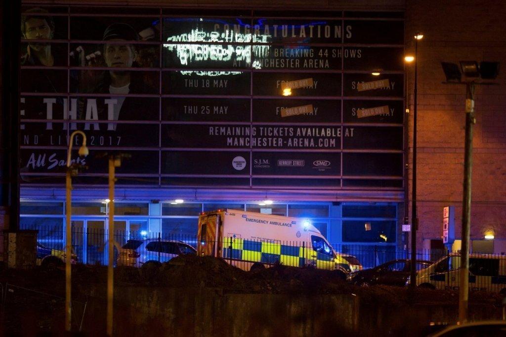 Теракт на Манчестер Арені: кількість жертв зросла, українців серед них немає