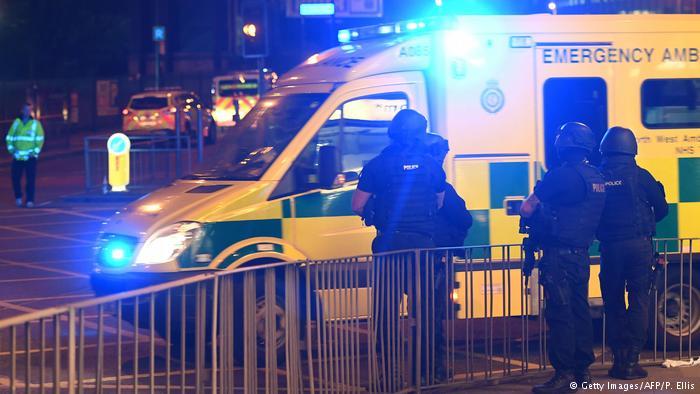 Теракт на Манчестер Арені: очевидці розповіли  подробиці