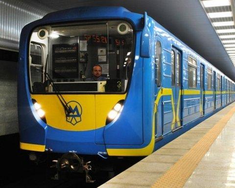 В киевском метро умер ребенок: фото с места трагедии
