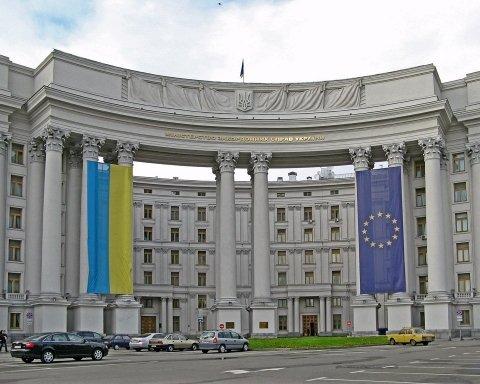 В МИД Украины оценили возможность привлечения на Донбасс миротворцев из Беларуси