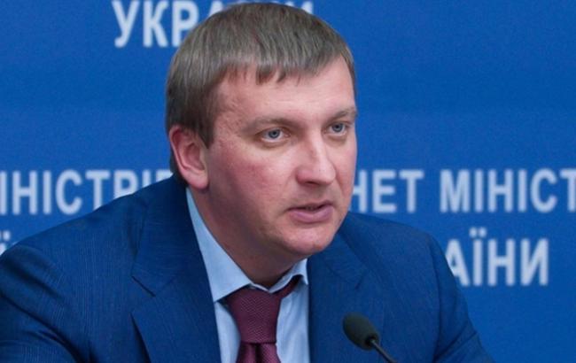Глава Минюста Украины посоветовал  антикоррупционерам уходить в отставку