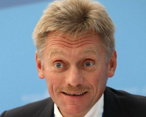 Кремль зацікавився законопроектом про реінтеграцію Донбасу