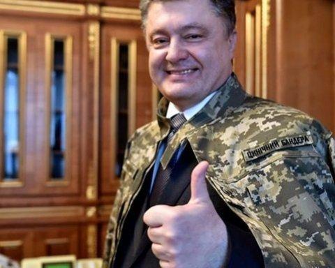 Порошенко отреагировал на расширение европейских санкций против России