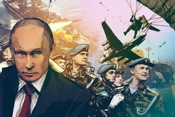 У Росії розсекретили план Путіна із миротворцями на Донбасі